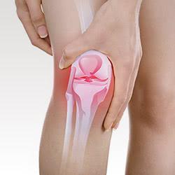 ひざの痛み治療で大事なことは、炎症の抑制